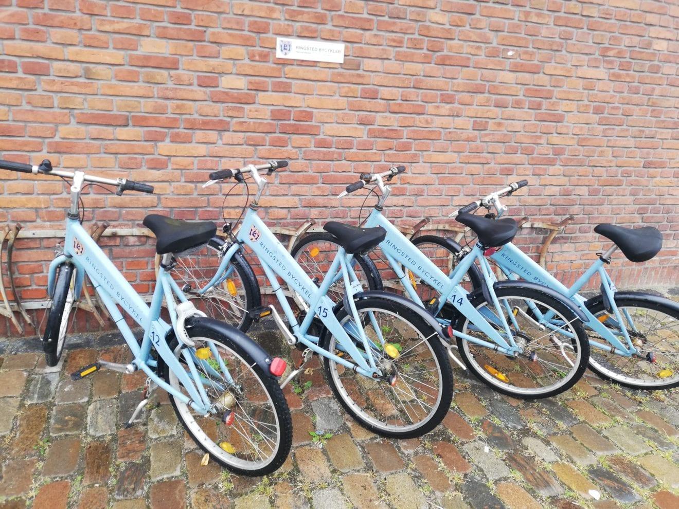 Oplev Ringsted på cykel