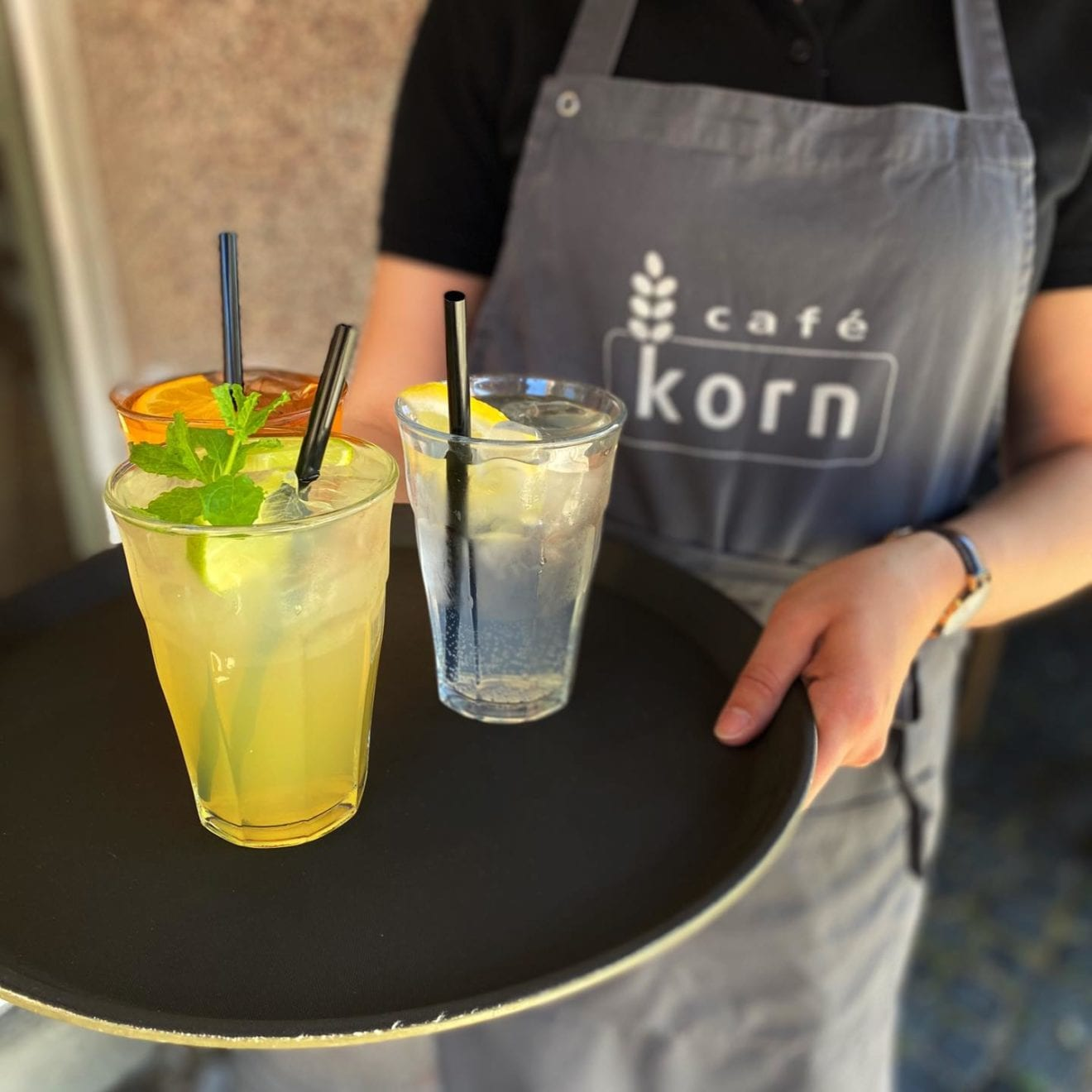 Iskolde drinks