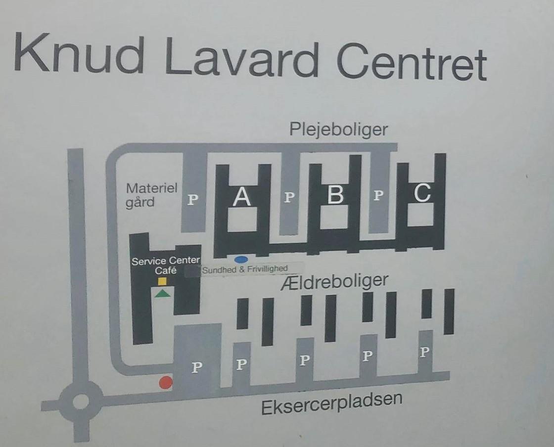 Ny leder på Knud Lavard Centret