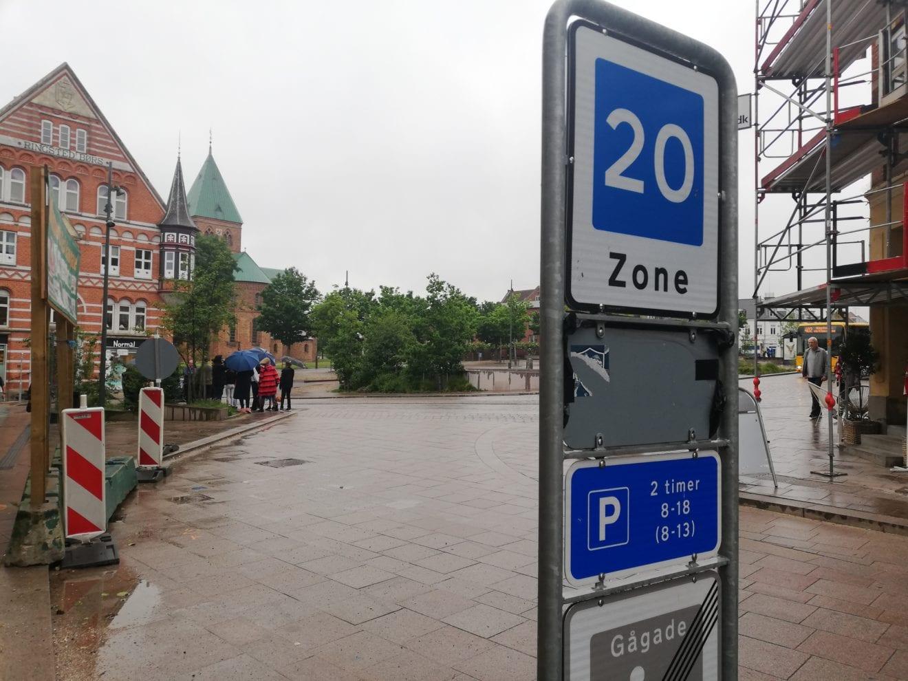 Undgå parkeringsafgift