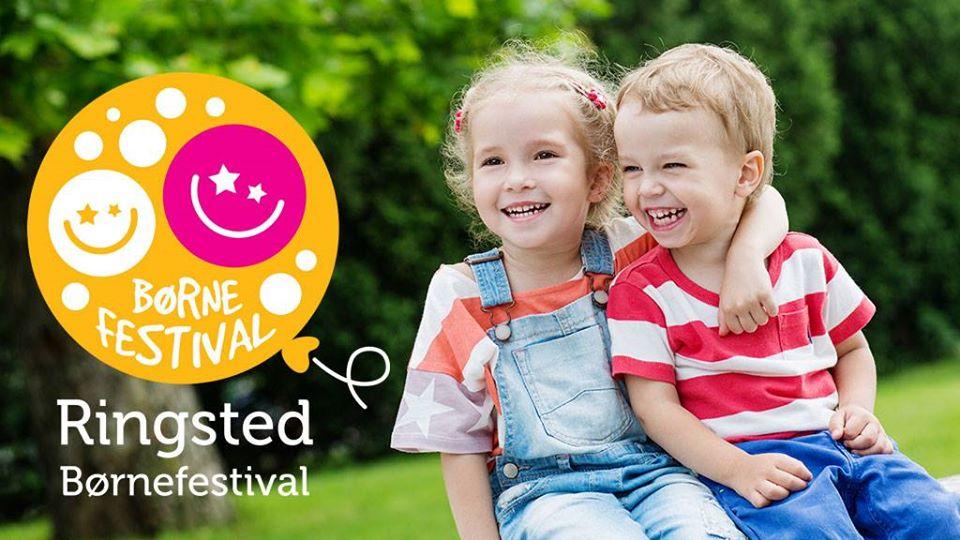 Ringsted Børnefestival kommer igen 12. juni 2021