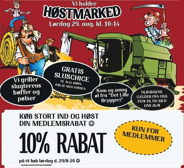 Høstmarked i Høm
