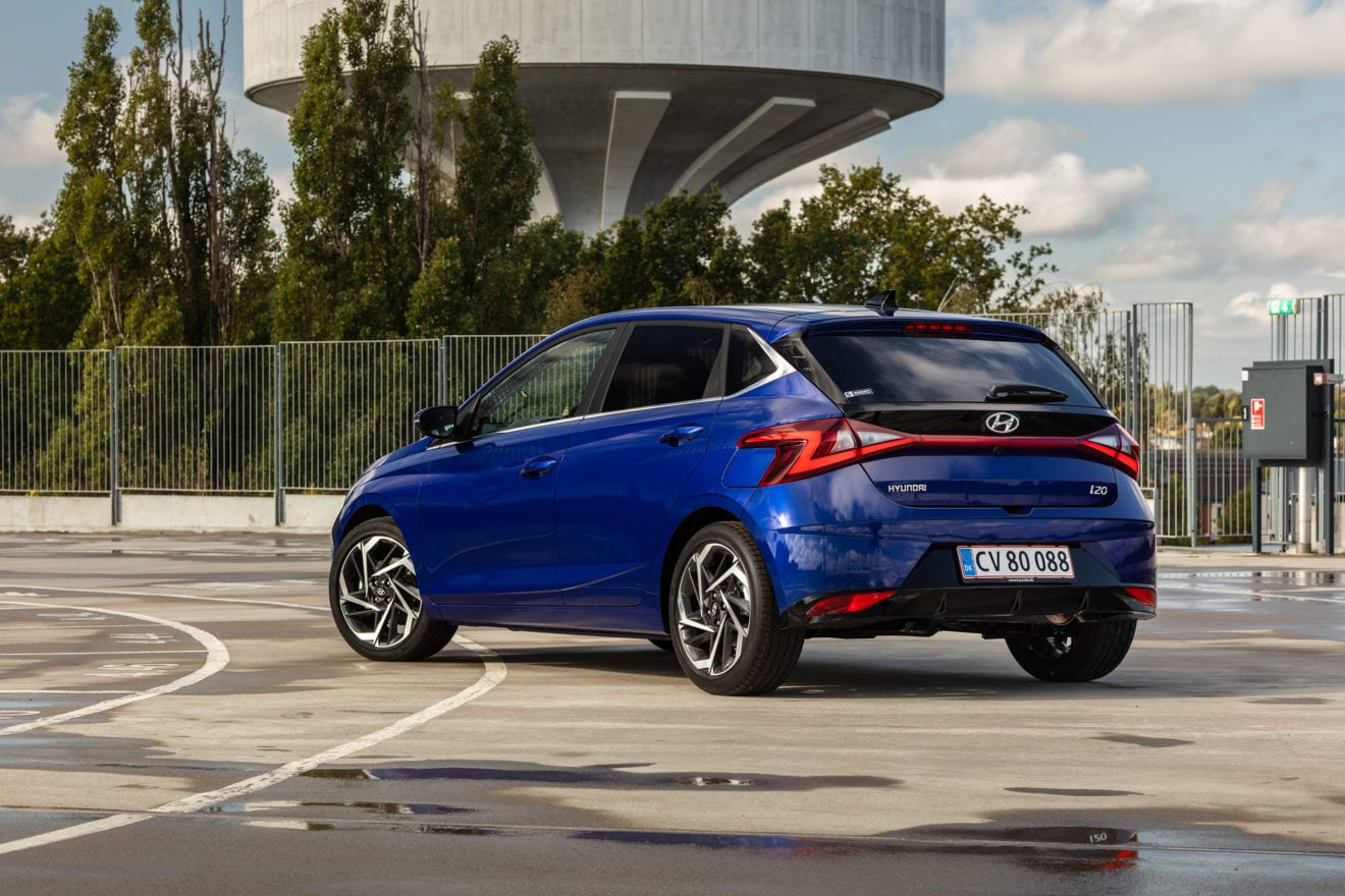 Helt ny Hyundai i20 får Danmarkspremiere i Ringsted