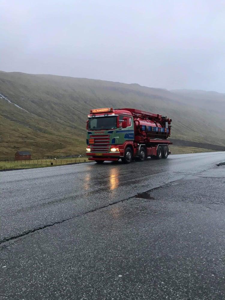 Store byttedag på Færøerne