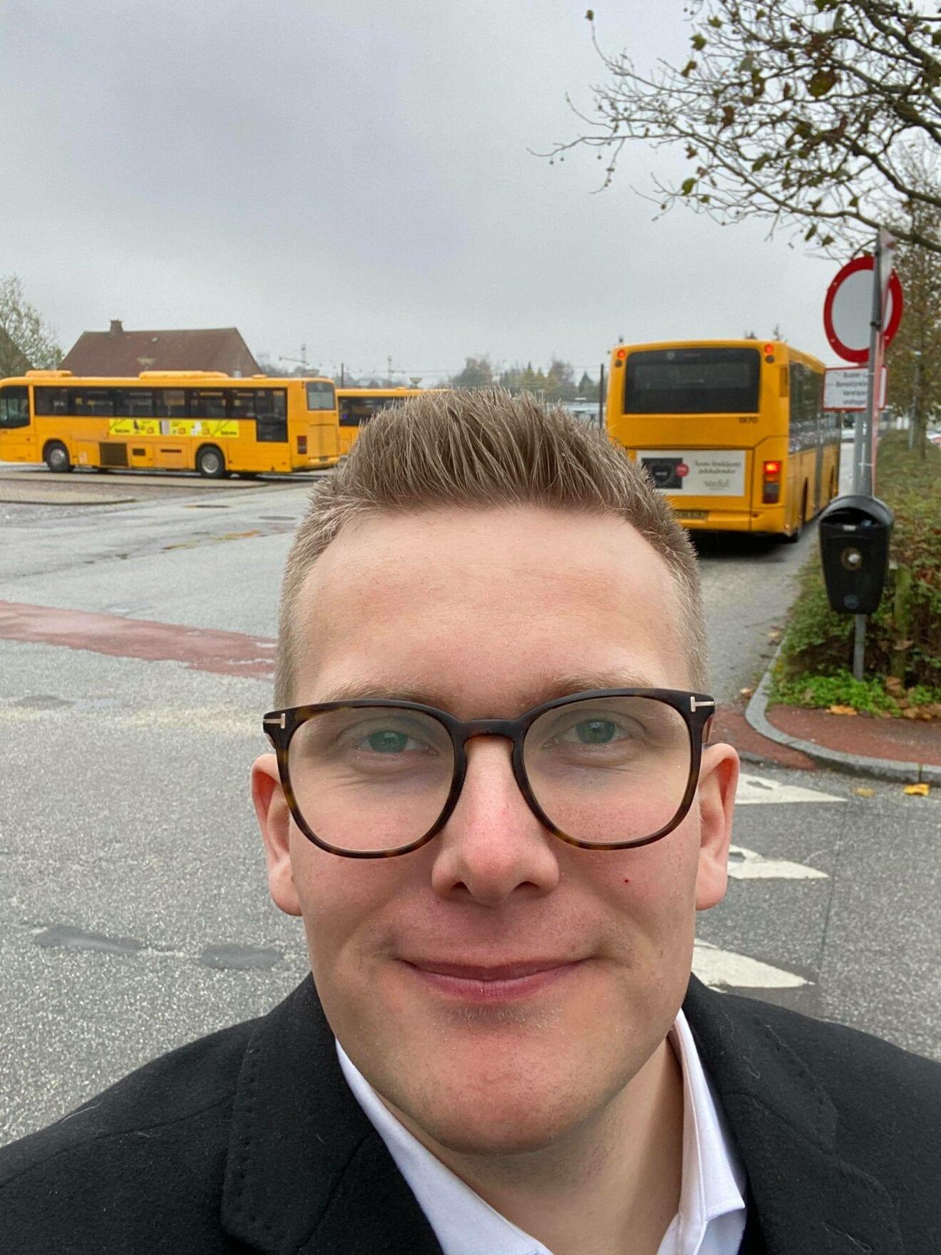 Nu får Ringsted Kommune 100% CO2-neutrale busser