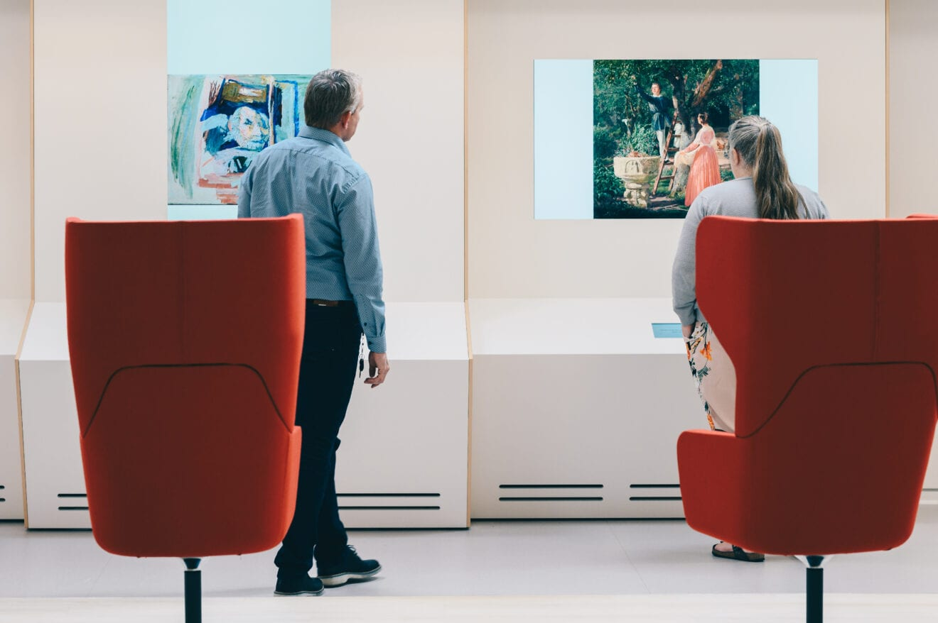 KUNST TIL ALLE – et digitalt udstillingskoncept