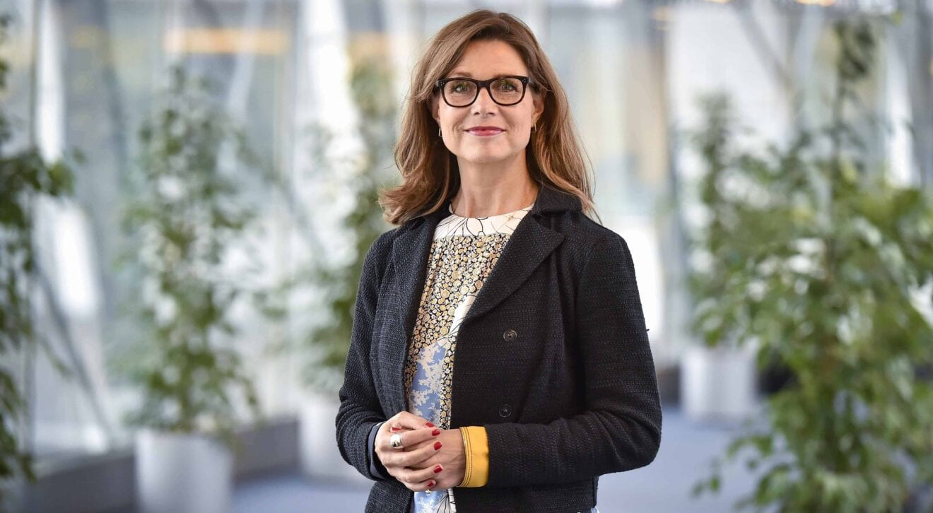 Europaparlamentsmedlem gav digitalt oplæg i Ringsted KU