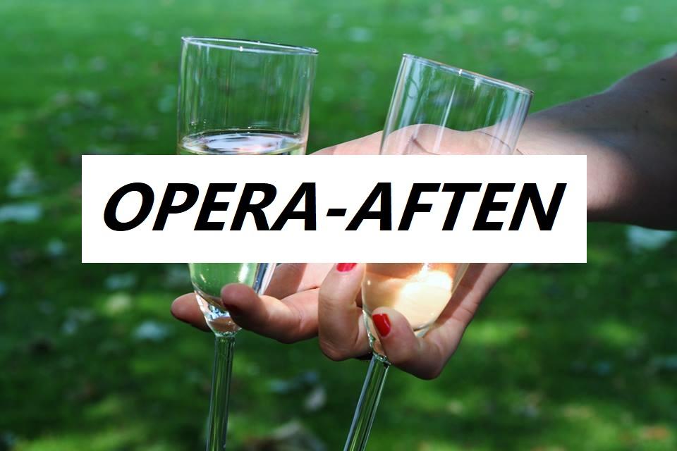 Efterårets operaaften i restaurant Italy&Italy