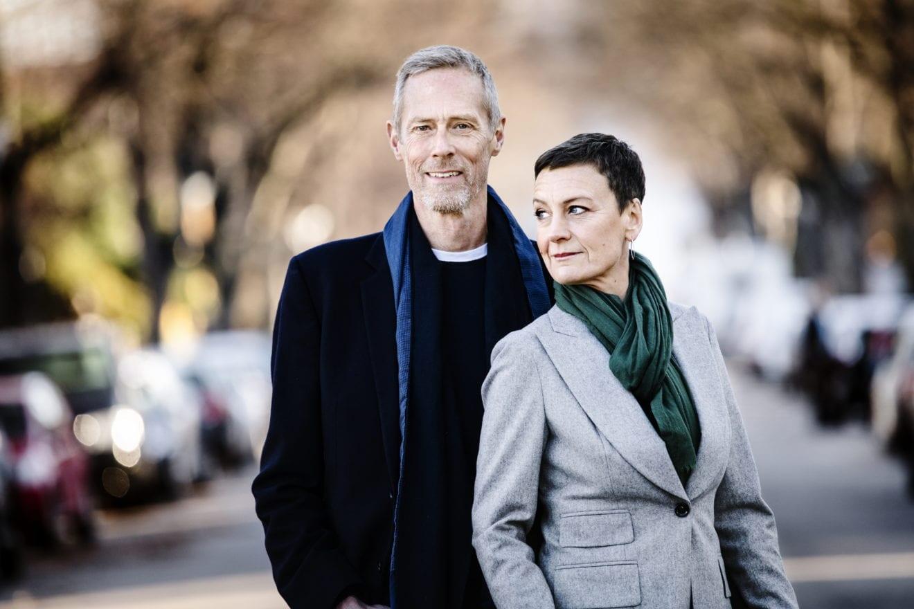 Forfatterforedrag med Janni Pedersen og Kim Faber