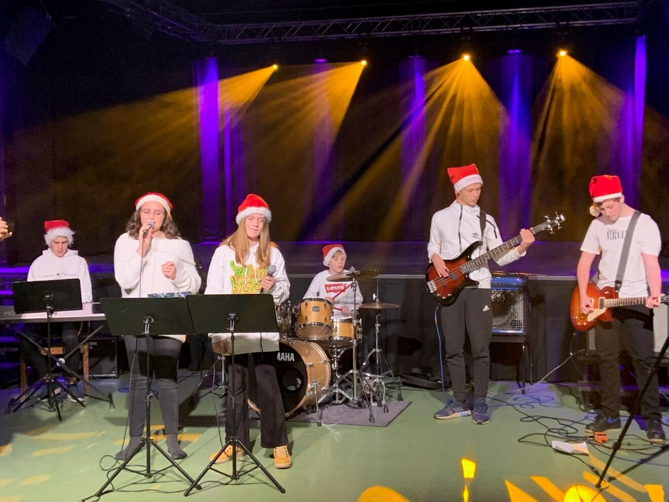Ringsted Musik & Kulturskoles Julekalender 2020