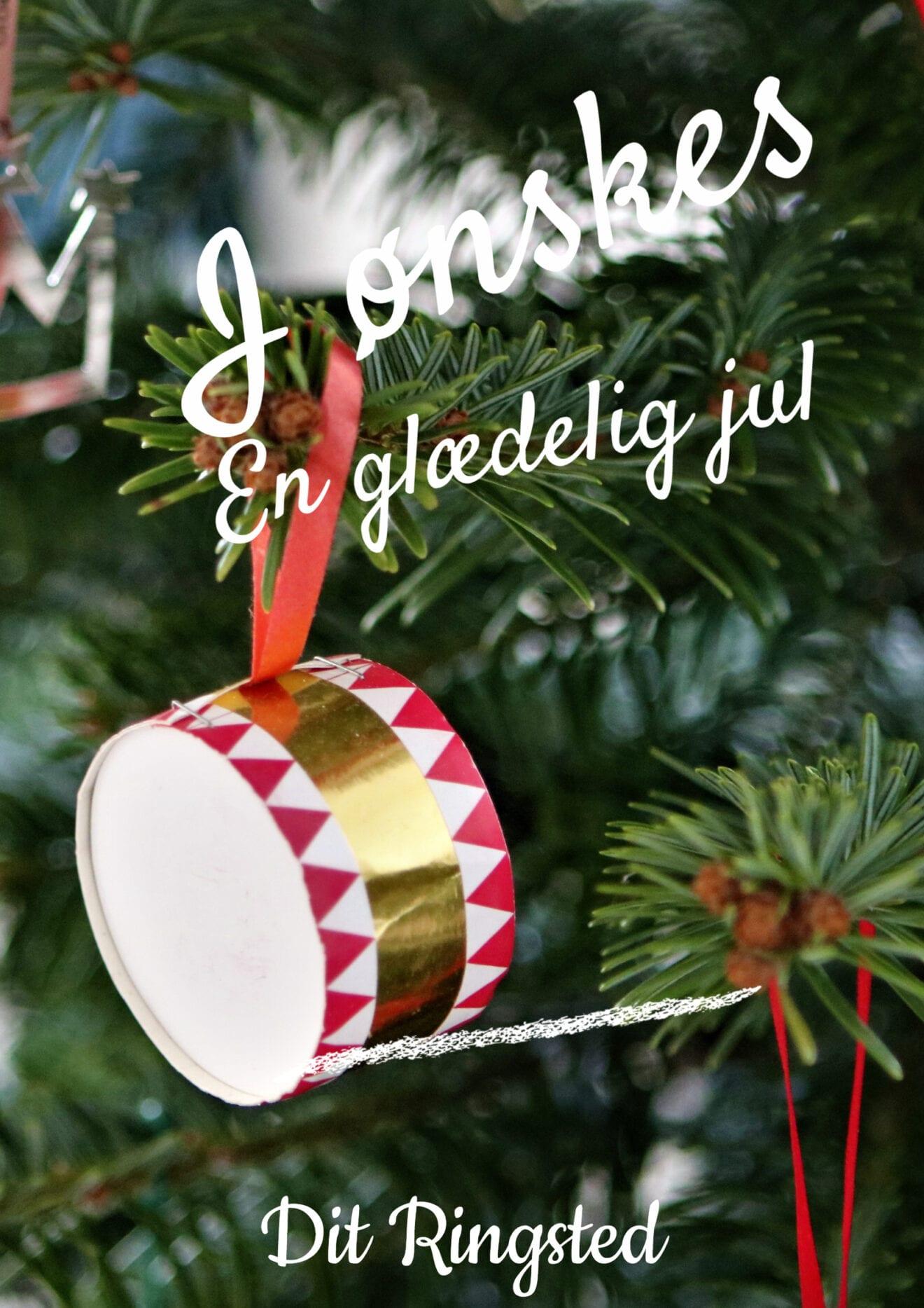 Dit Ringsted ønsker alle en glædelig jul