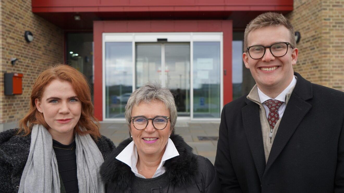 Pia Thøgersen genindtager den politiske scene!