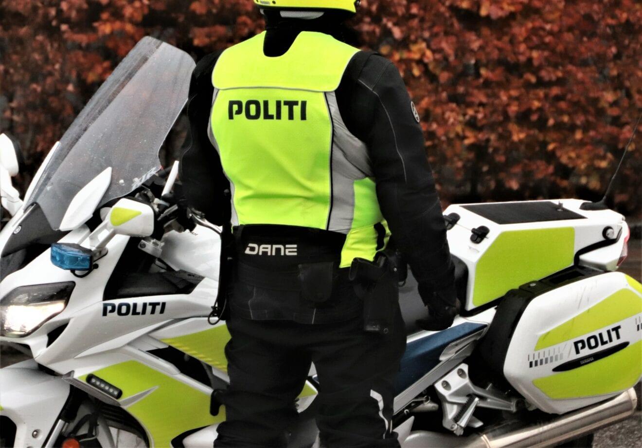 Politiet er i uge 4 ude for at skabe sikre veje for alle