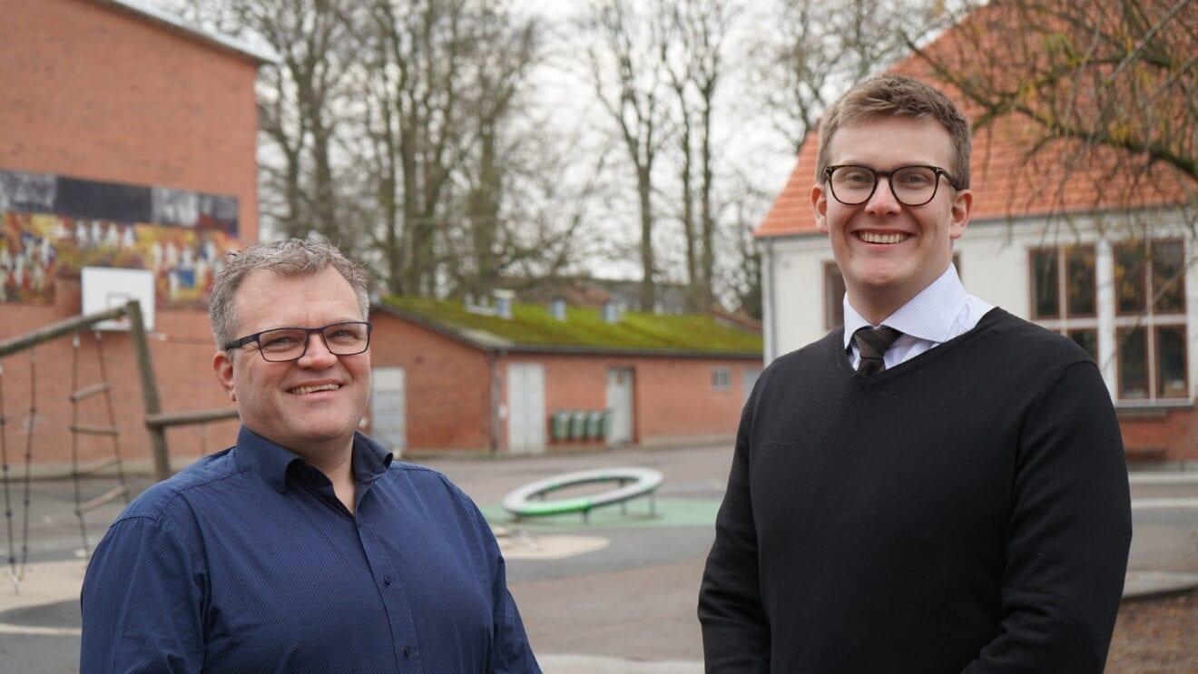 Thomas Vangsaa vil være familien og børnenes stemme