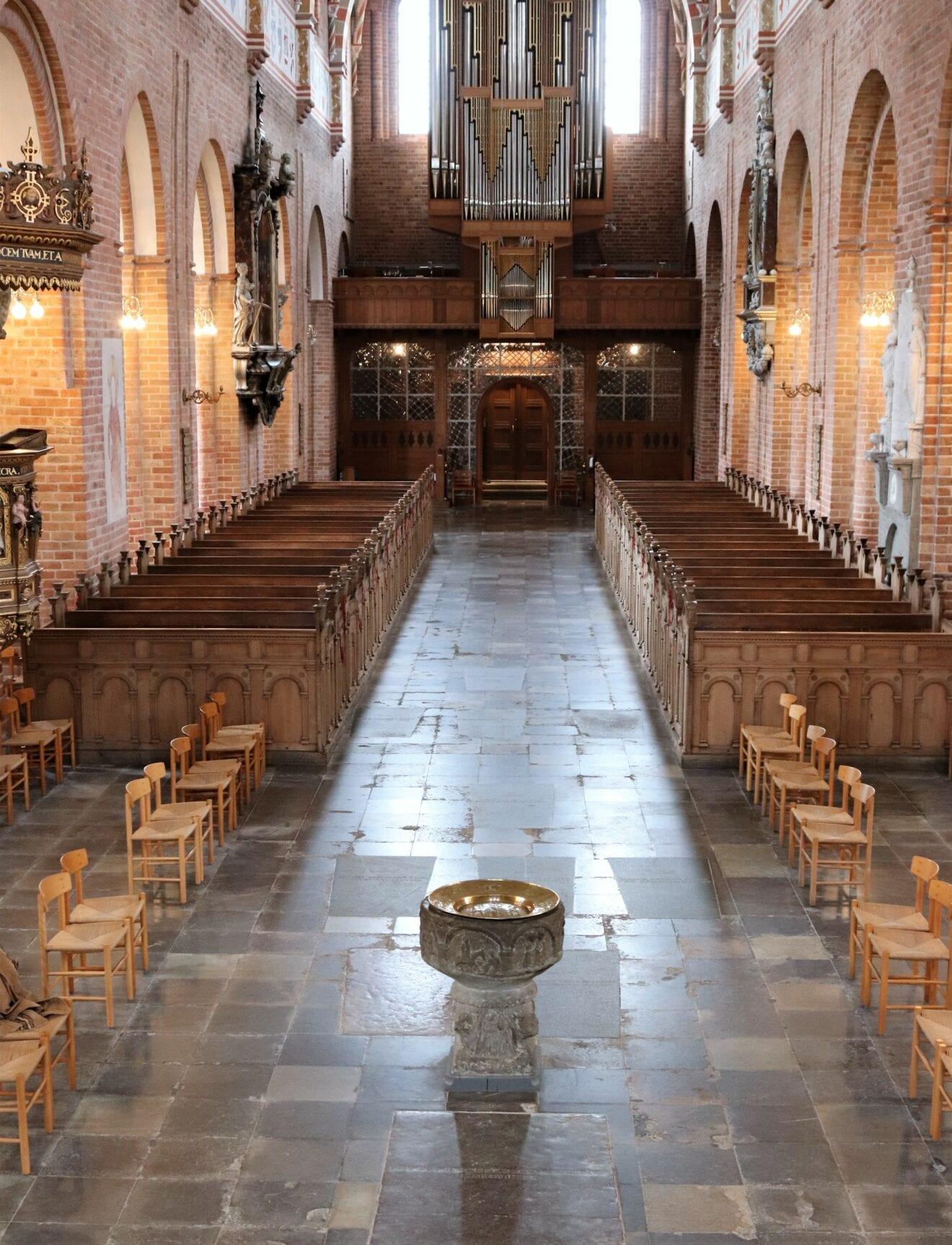 En pragtfuld kirke