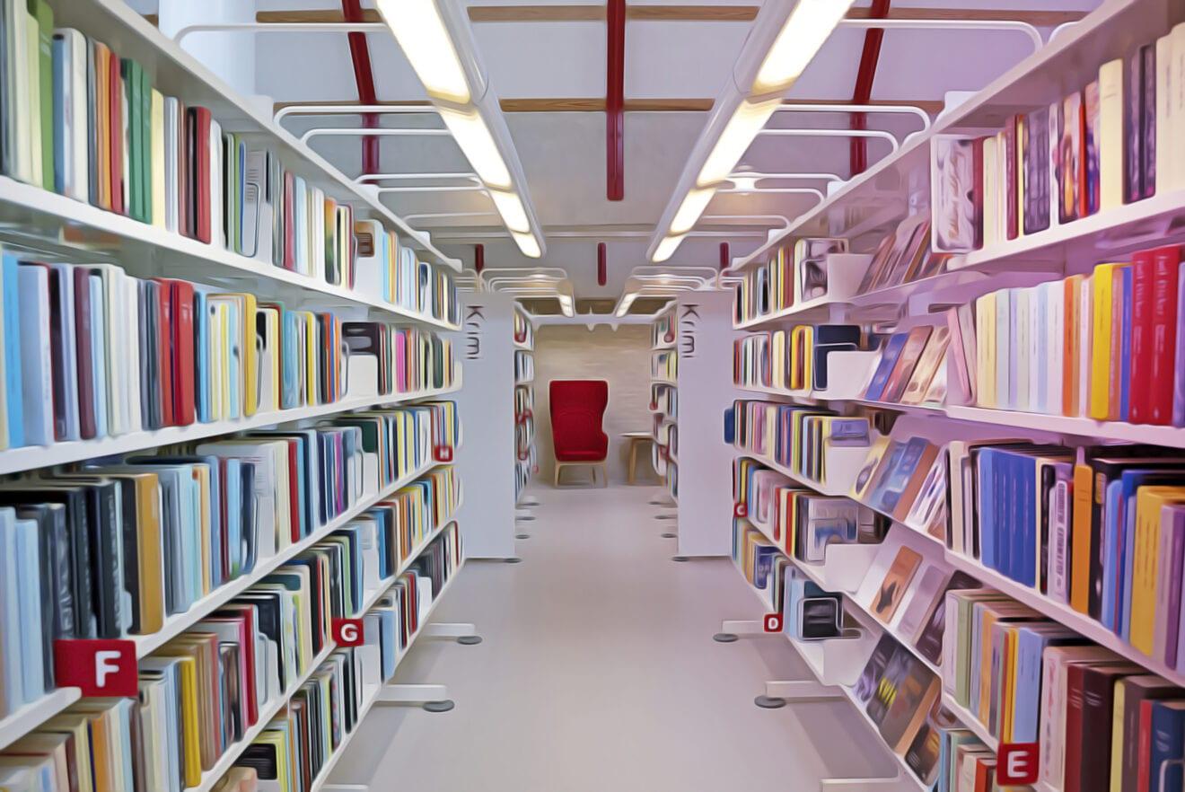 Luk dig selv ind på biblioteket….igen!