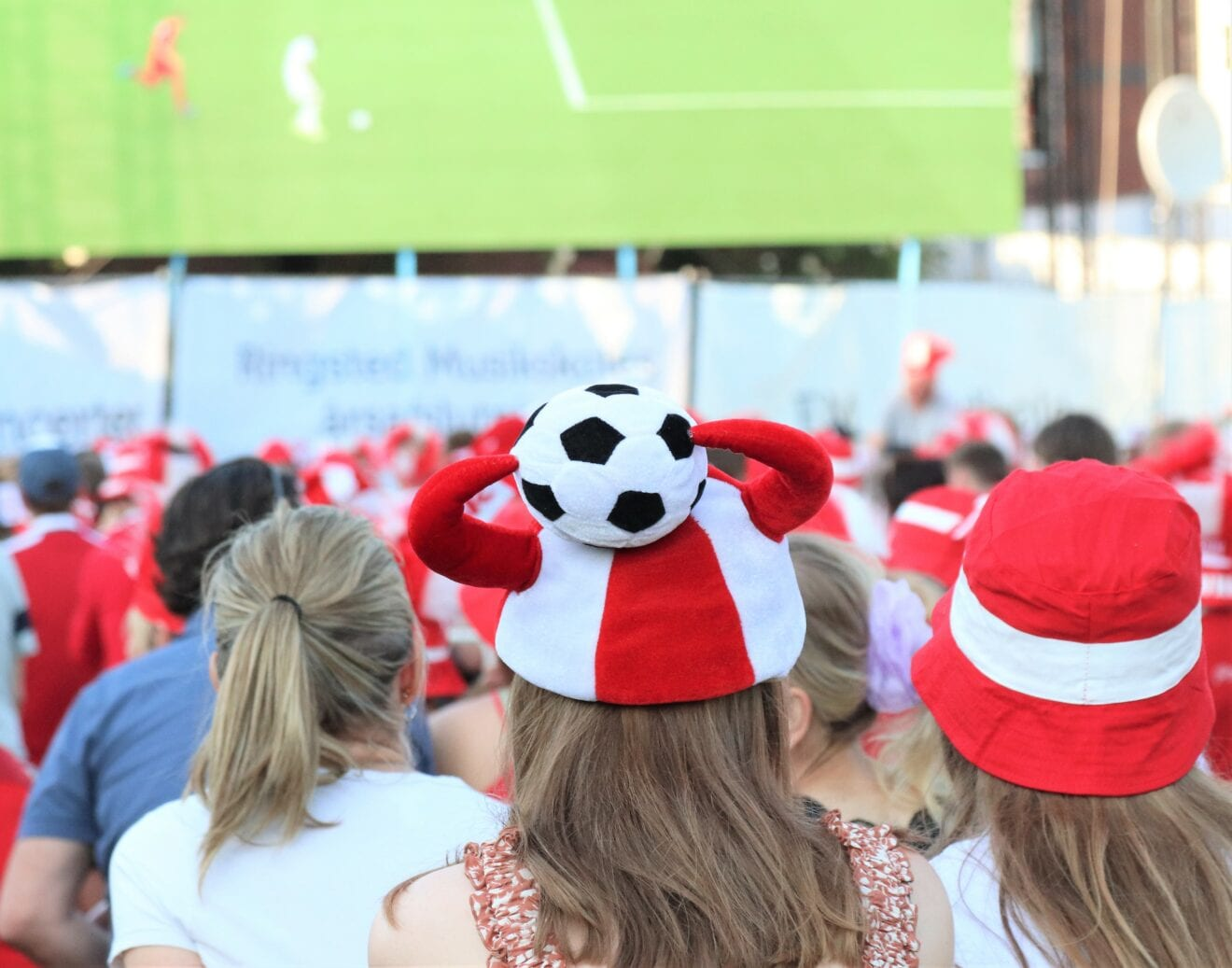 Danmark i kvartfinalen!