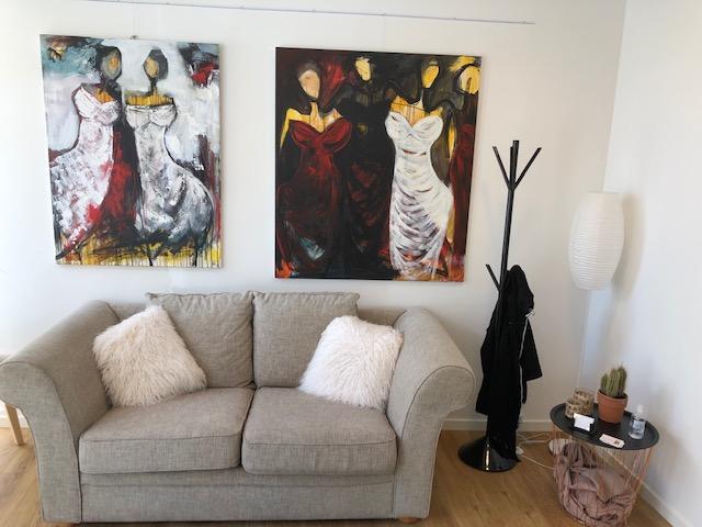 Kunstterapeutisk klinik åbner i Ringsted