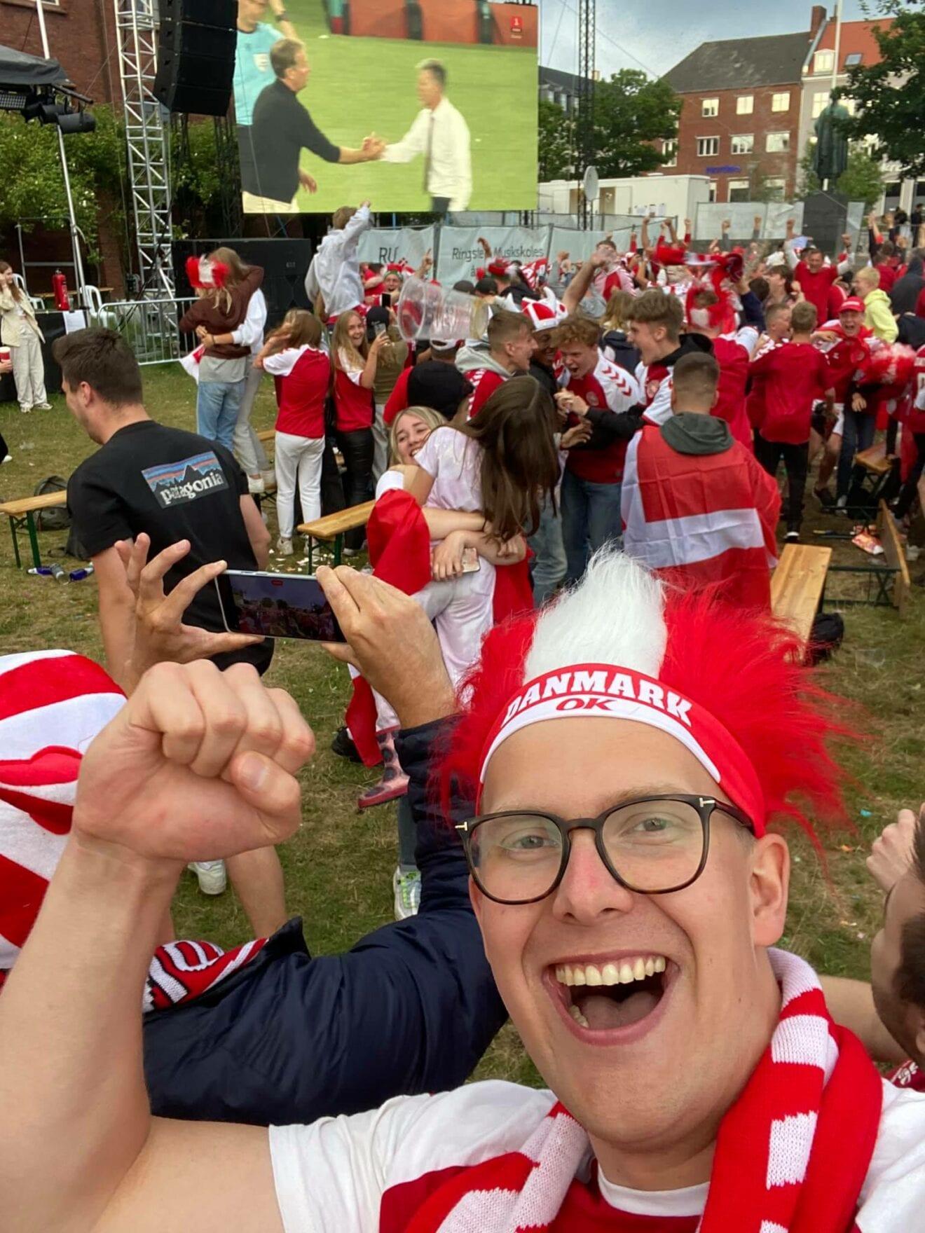 Karlsen: EM foran Sct. Bendts Kirke var en kæmpe succes