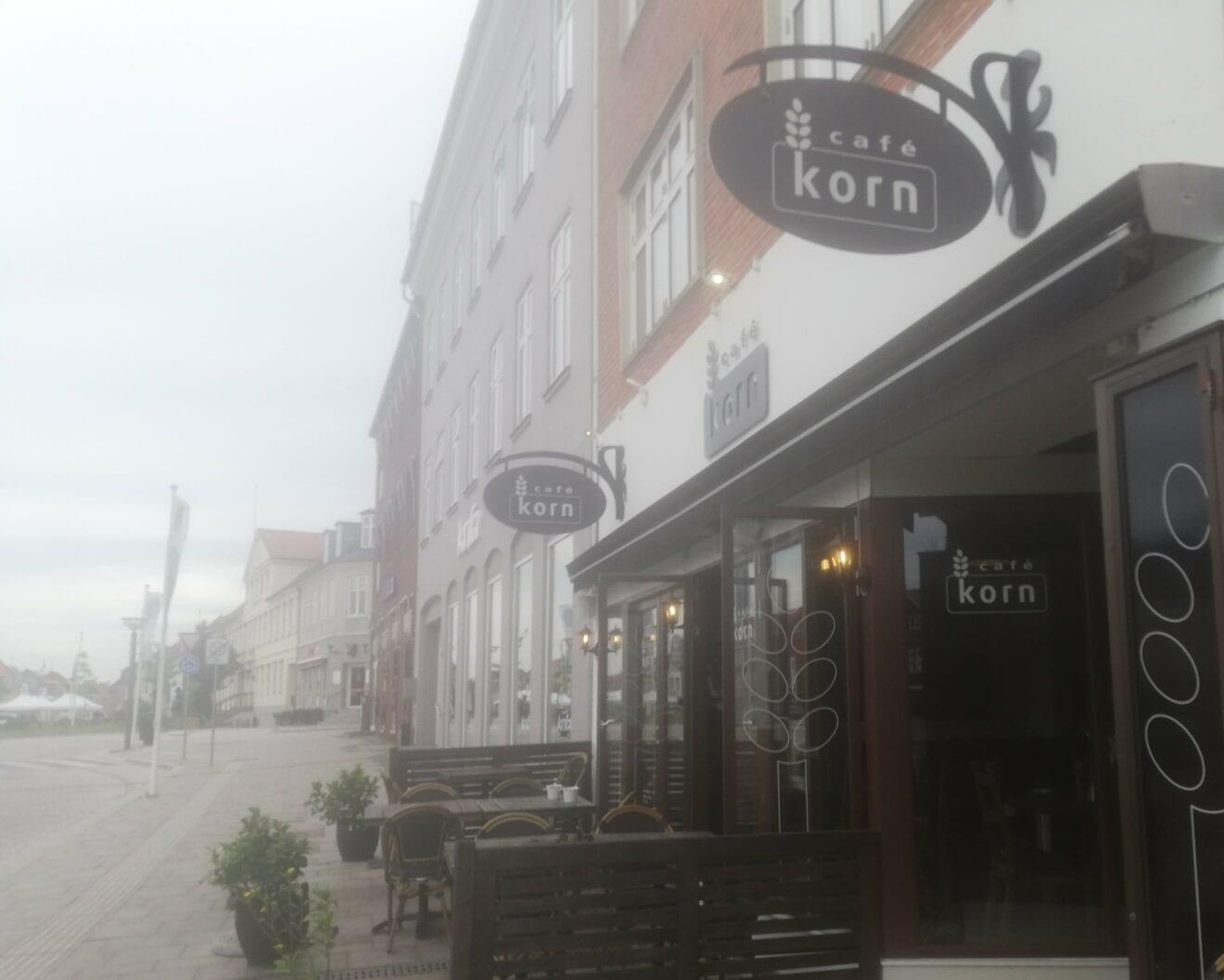 Cafe Korn søger en erfaren leder til caféen i Ringsted