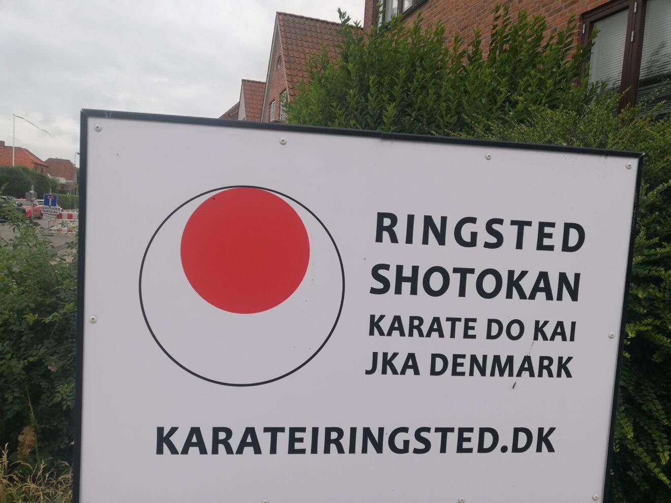 Tillykke til karateklubben